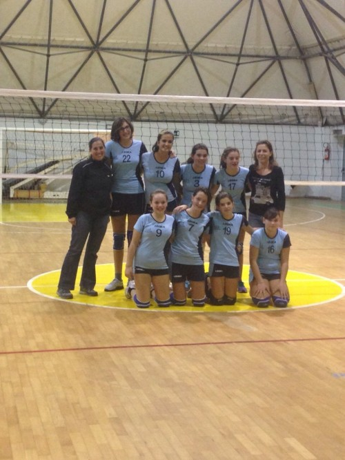 volley capri under 14