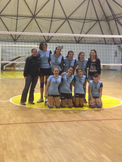 volley capri under 14