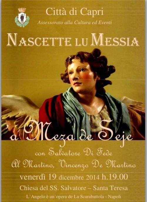 NASCETTE LU MESSIA2