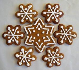 biscotti stelle natale