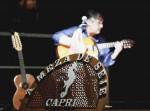 """Natale a Capri:  Meza de Seje in concerto con """"Nascette lu Messia""""."""