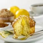 Muffin al Limoncello di Capri