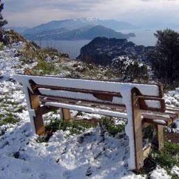 Capri Story: A Capri nevica, inverno 2010 (Video)