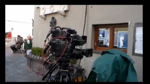 "Capri si trasforma in un grande set televisivo in occasione di Capri Hollywood"" (VIDEO)"