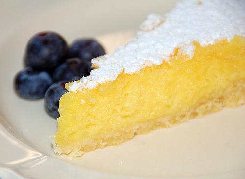 Torta crostata al Limoncello di Capri