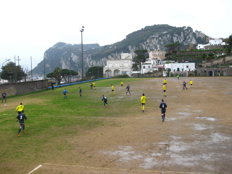 Calcio: La prima squadra dell' Olimpia  vince in casa e vola ai primi posti della classifica