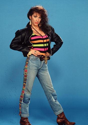 Il concerto di Sabrina Salerno a Capri nel 1989 (VIDEO)