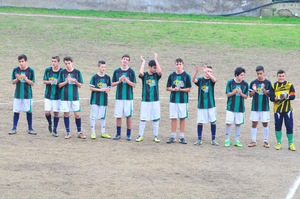 Calcio: Gli allievi dell'Olimpia Capri vincono sul campo dello Stadera e svettano ai primi posti della classifica