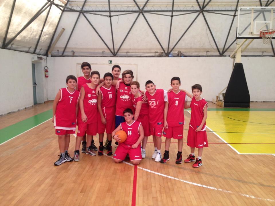 Basket Under 13: Doppia vittoria casalinga per la squadra allenata dal Mister Patrizia de Luca
