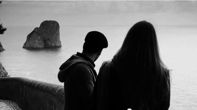 """Capri """"Dimmello"""" la canzone inedita interpretata da Mario Bindi nel video di Umberto D'Aniello"""