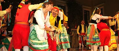 folklore bande capri