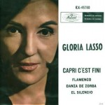 """Capri nelle Canzoni: Gloria Lasso canta """" Capri C'est Fini"""" in spagnolo (VIDEO)"""