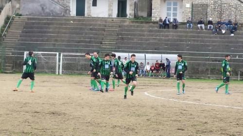 juniores  calcio capri