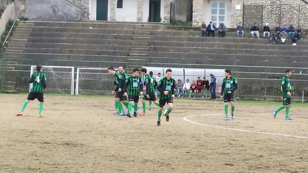 Calcio: La Juniores dell' Olimpia Capri  vince 3 – 1 contro il San Giorgio