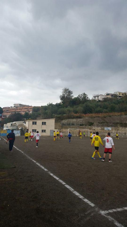 Calcio:  La prima squadra dell' Olimpia Capri  vince e convince sul campo della Juve Agerolina