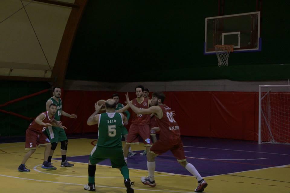 Basket: Olimpia Capri travolta a Nocera