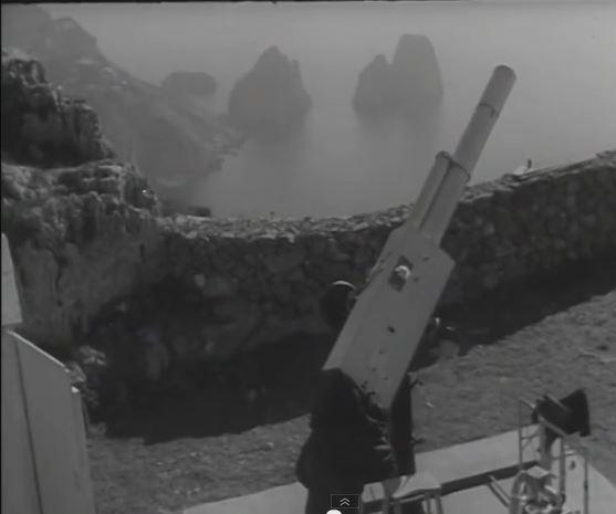 eclissi sole capri 1952