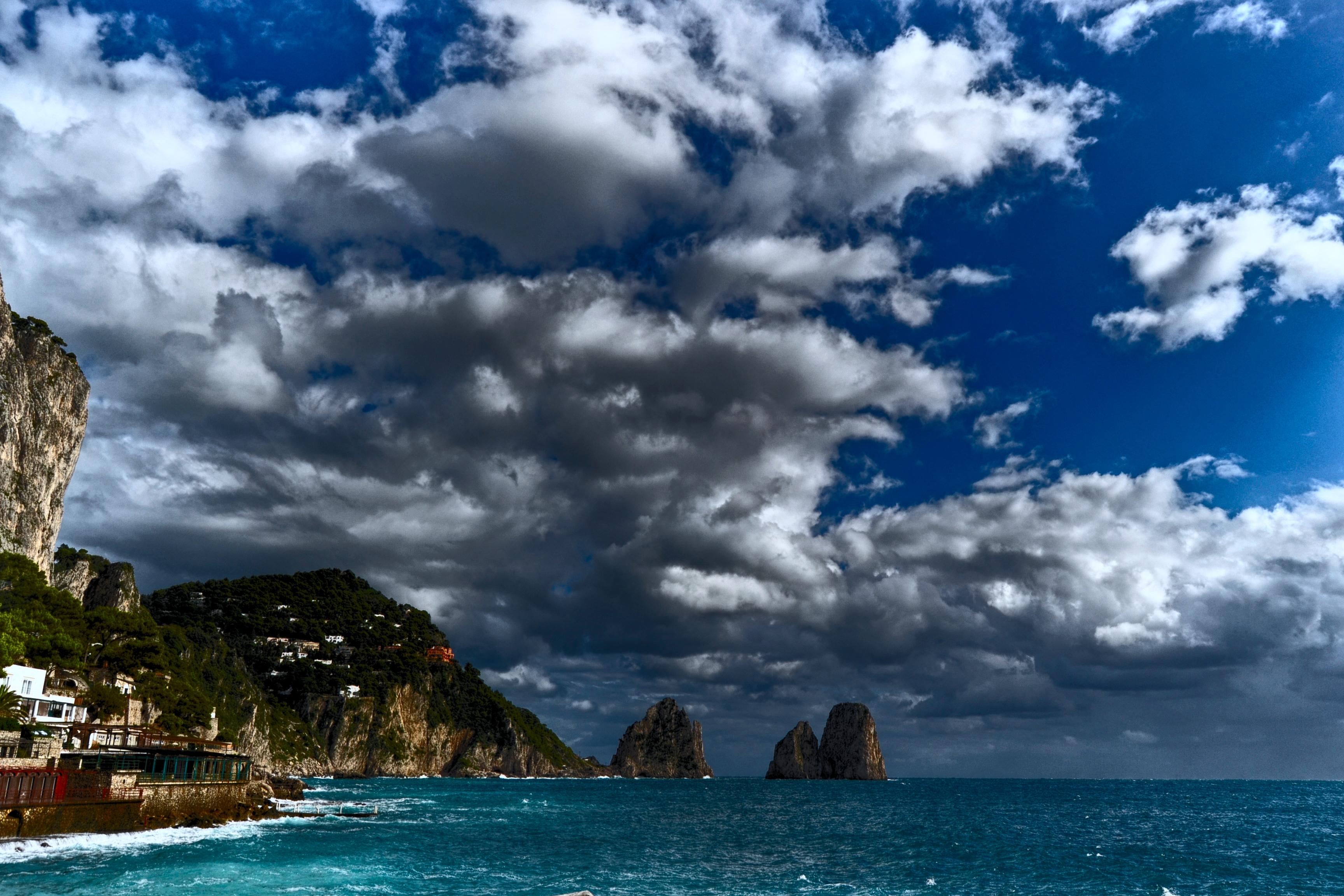 Capri: Le Previsioni Meteo per Domani