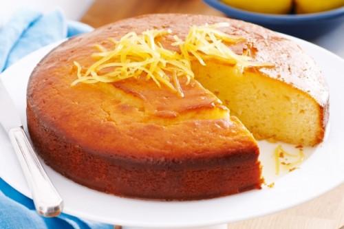 torta limone di Capri