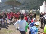 """""""Le donne nel Pallone"""" e inaugurazione del vecchio campo sportivo di Capri (Video)"""