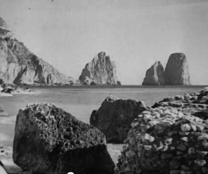 Capri negli anni 30:  Video inedito del Cine-Giornale Inglese dell'epoca