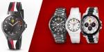 Lo shop ufficiale della Ferrari su Caprinotizie:  Orologi scuderia Ferrari 2016