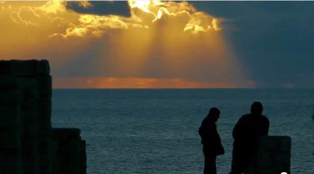 """Capri  """"Winter's Glow"""" l'inverno caprese nel video di Umberto D'Aniello e di Nicole Renaud"""