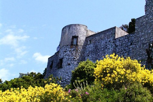 castello barbarossa capri