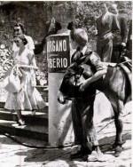 La principessa inglese Margaret a Capri nel 1949 (Video)
