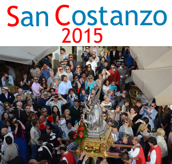 Capri: Processione di San Costanzo 2015 (Video)