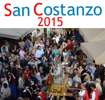 Capri: Processione di San Costanzo 2015 (Video)