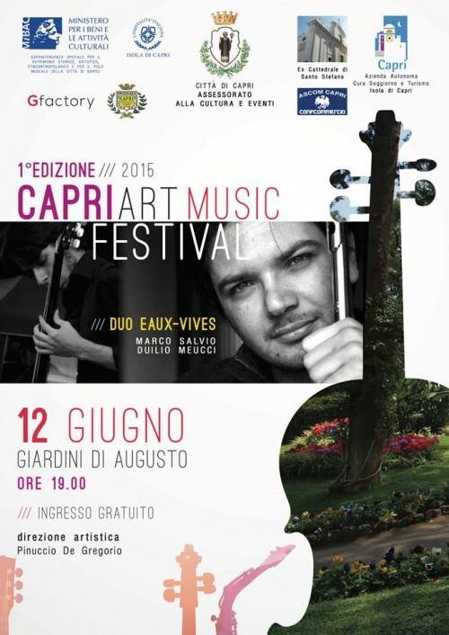 capri art festival