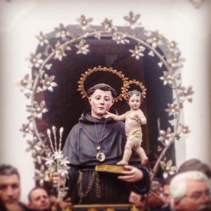 Oggi Sant' Antonio, Anacapri in festa per il santo patrono