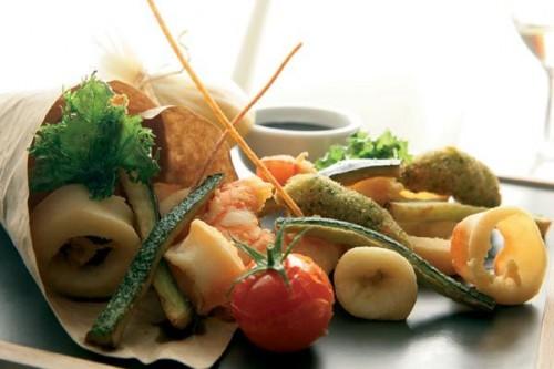aperitivo fish