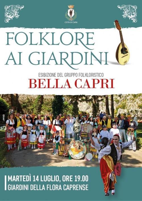folklore giardini