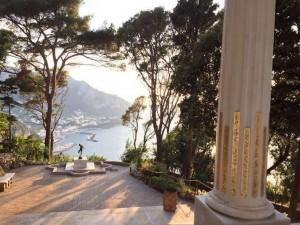 Capri. Sabato 1 Aprile riapre Villa Lysis sarà visitabile tutti i giorni dalle 10 alle 18