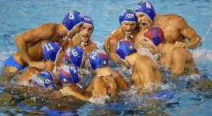 Capri: Pallanuoto il 3 settembre il Settebello  Nazionale nel mare dei Faraglioni  contro la Spagna