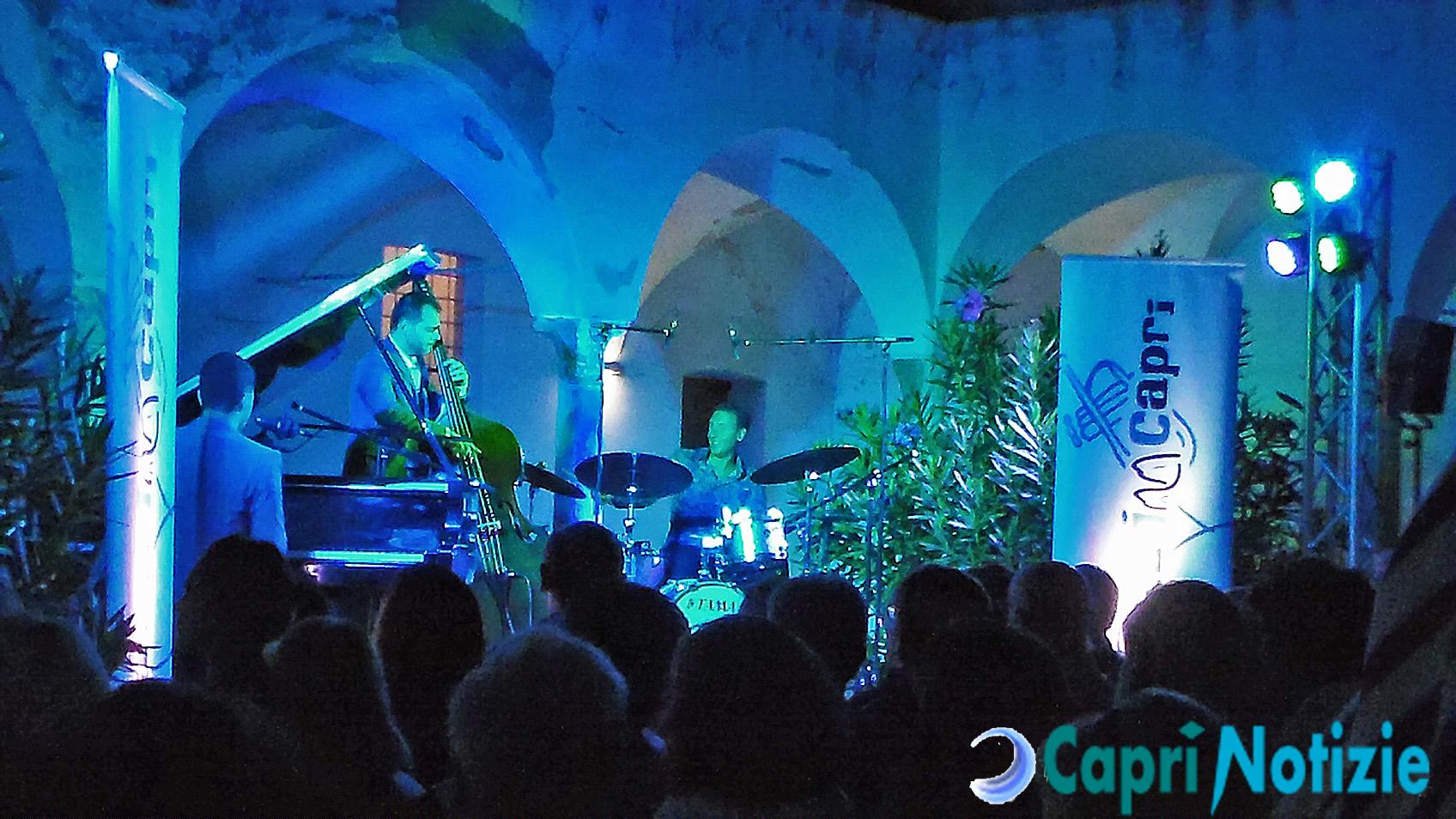 Speciale Jazz in Capri :  Emozioni Musicali alla Certosa di Capri con Cohen-Venezia-Coppola (VIDEO)