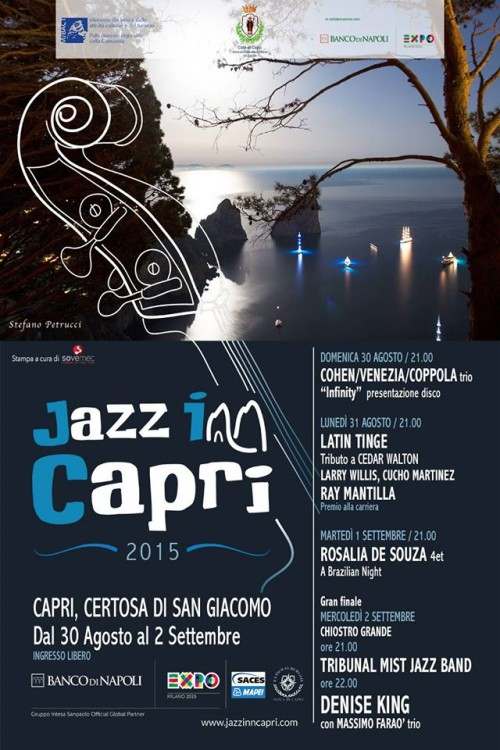 jazz capri 2015