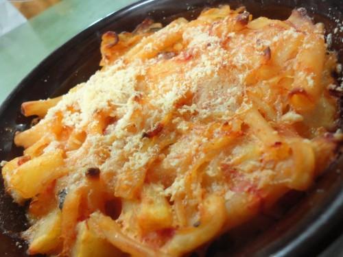 pasta patata san costanzo