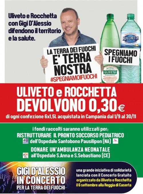 ULIVETO ROCCHETTA GIGI D'ALESSIO