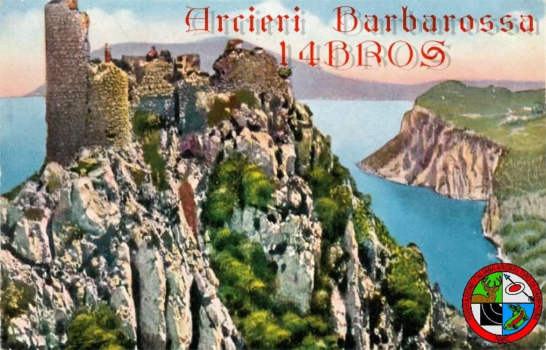 Capri: Corsi Gratuiti di Tiro con L'arco con Arcieri Barbarossa