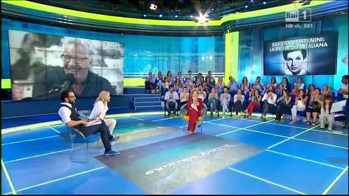 """Capri in Tv:  Peppino Di Capri: """"Io e la mia isola"""" trasmissione """"Estate in diretta 2014"""""""