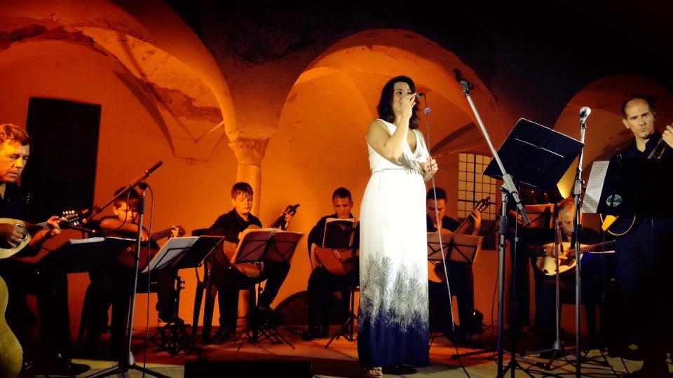 """""""George Bitzet Ensamble"""" Il concerto alla Certosa di Capri ( Video)"""