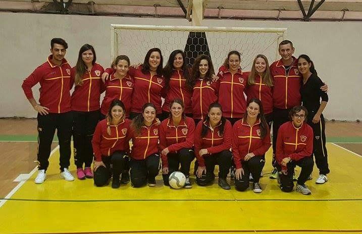 """Calcio A5 Femminile, Domenica esordiscono in casa le """"Strong Girls"""" dell' A.S.D. San Costanzo"""