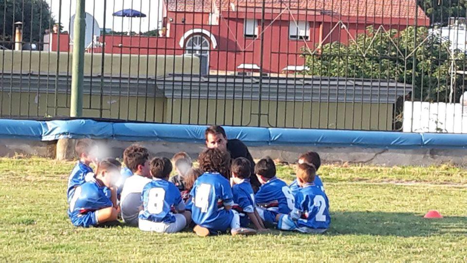 Calcio:  Esordienti dell' Olimpia Capri sul campo dello Scafati non vincono ma convincono