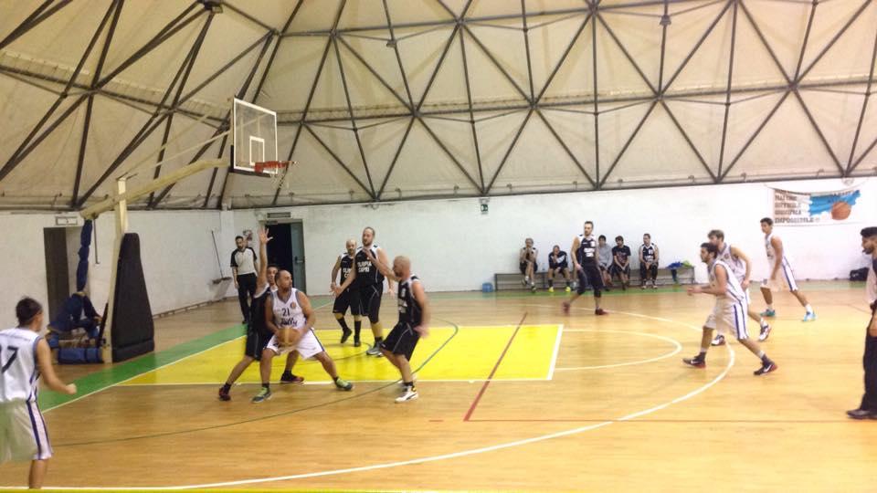 Basket Promozione:  l' Olimpia Capri perde di misura  sul campo della G.S.Abatese