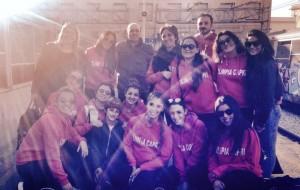 L'Olimpia Capri femminile di Basket conquista i Playoff con ennesima vittoria fuoricasa