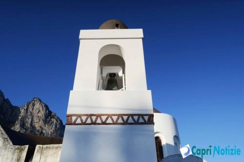 campanile chiesa di marina grande capri