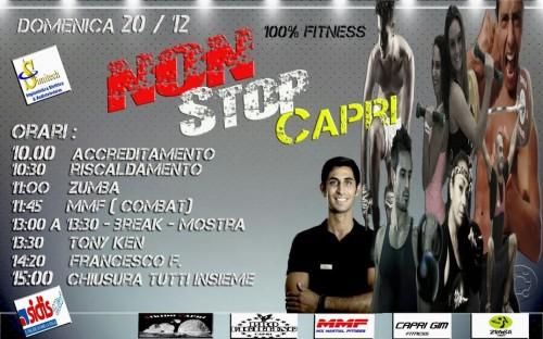 non stop capri